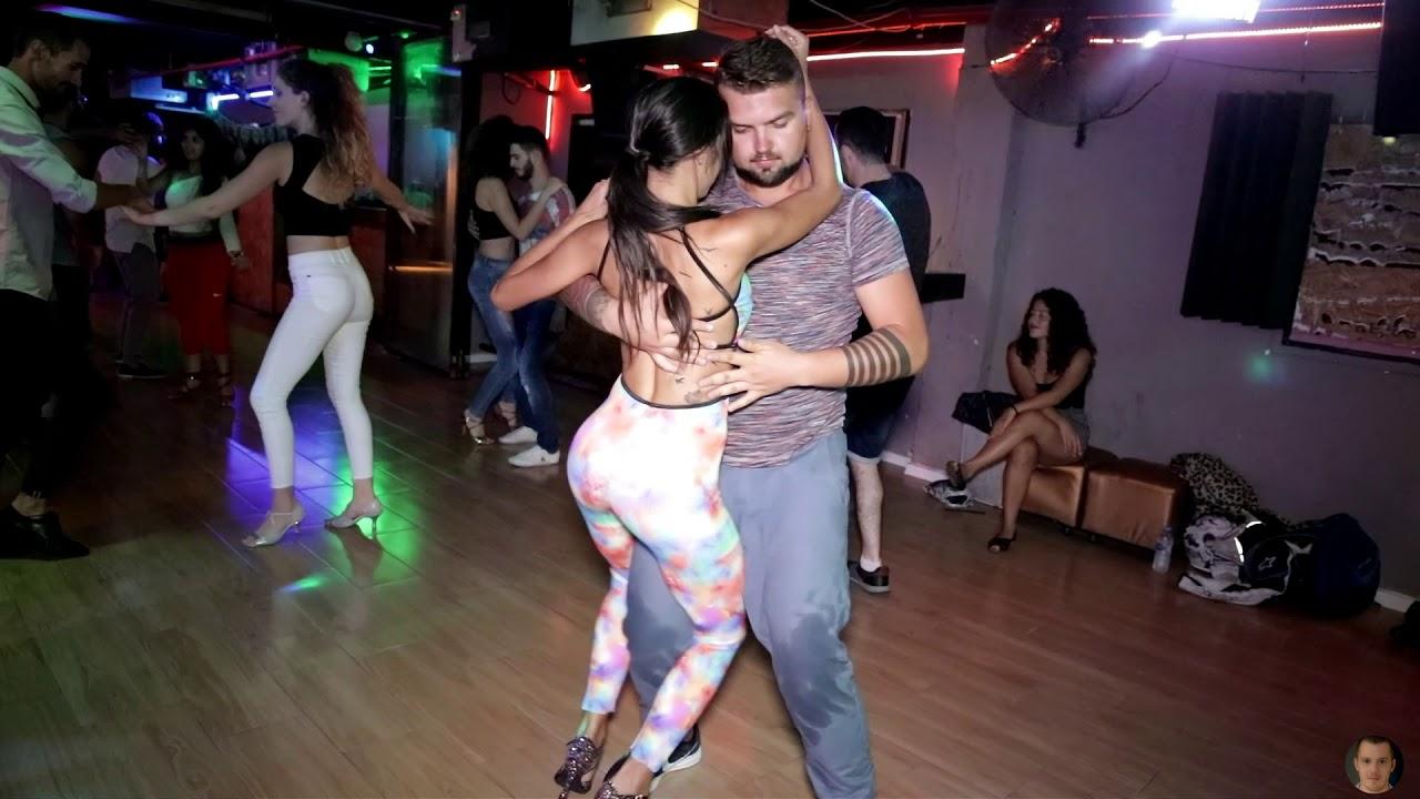 """Gábor And Paz @Social Bachata dance [Bachata Stars 2018] """"El Mejor Momento"""""""