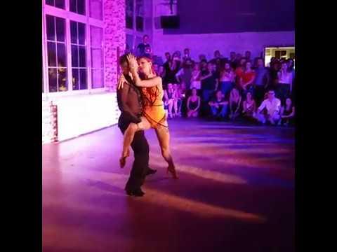 Igor i Kasia bachata show Bachata Stars 2018